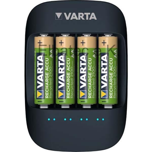 57680 Varta Eco Charger inkl. 4AA