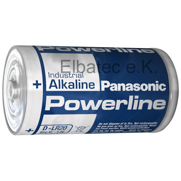 Panasonic Industrial Powerline D LR20