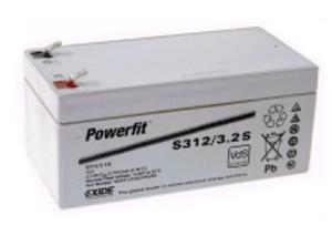 Powerfit S3123.2S Bleiakku