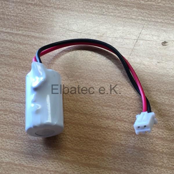Kompatible Pufferbatterie A5E00331143 3,0V (Varta Zelle)