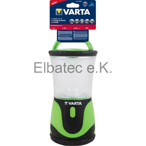 "Varta 18664 LED Outdoor Sports 3D - Serie ""professional line""-Copy-Copy"