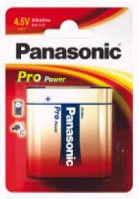 Panasonic PRO3LR12BL Flach
