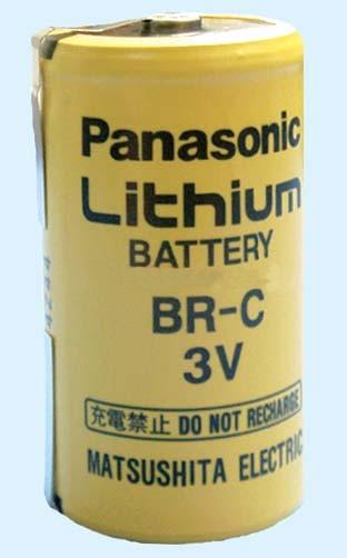Panasonic BR-C.F Lithium