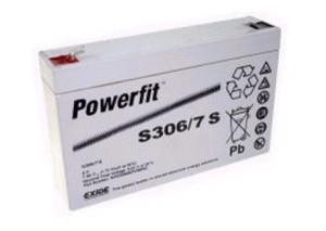 Powerfit S3067S Bleiakku