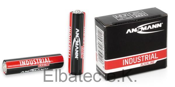 Ansmann Industrial Micro