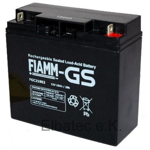 FIAMM FGC21803 Bleiakku 12V 18Ah