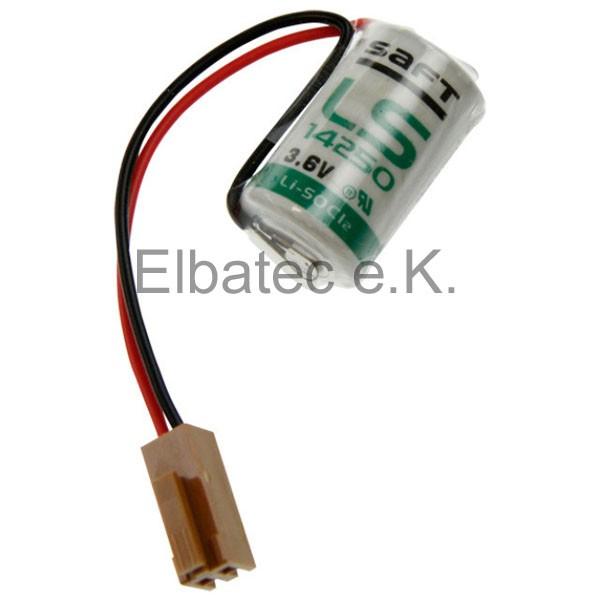 CNC Speicherbatterie LS14250 1/2AA
