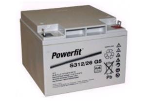 Powerfit S31226G5 Bleiakku