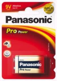 Panasonic PRO6LR61BL E-Block