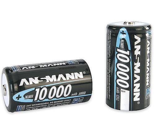 Ansmann NH10000H Mono