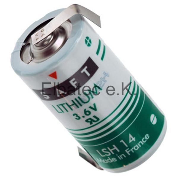 Saft LSH14HBG Lithium