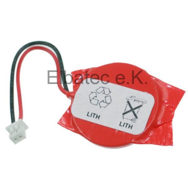 CMOS Batterie CR2032 mit Molex-Stecker