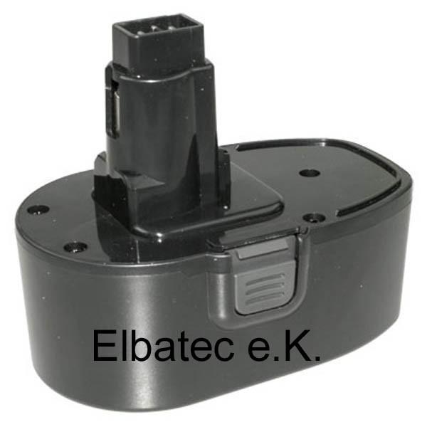Kompatibler Ersatzakku wie DW9095 3000mAh