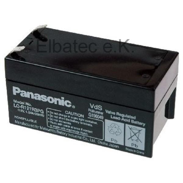 Panasonic LC-R121R3PG Bleiakku