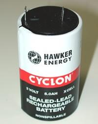 Hawker 0800-0004 Pb5,0-2X