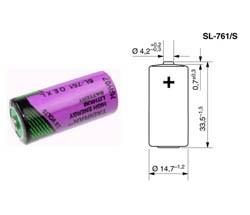 Tadiran SL-761/S Lithium