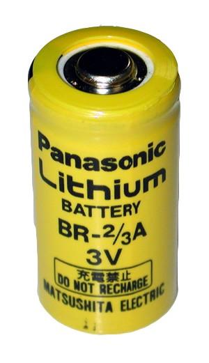 Panasonic BR-2/3A Lithium