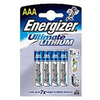 ENERGIZER Micro L92 1,5V AAA - 2er Blister (Preis pro Blister)