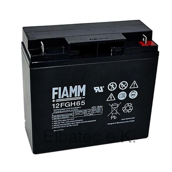 FIAMM FGH21803/12FGH65 Bleiakku 12V 18Ah