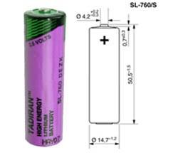 Tadiran SL-760/S Lithium