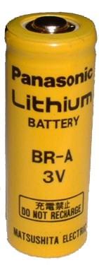 Panasonic BR-A Lithium