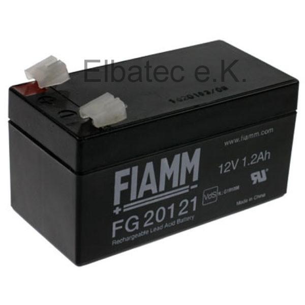 FIAMM FG20121 Bleiakku 12V 1,2Ah