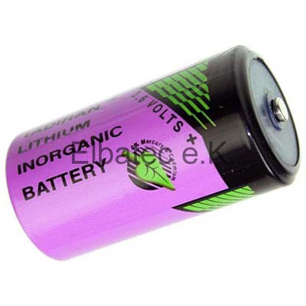 Kompatible Pufferbatterie wie 6EW1000-7AA 3,6V