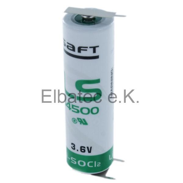Saft LS145003PF Lithium