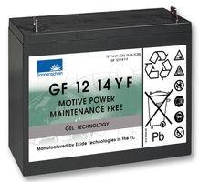Exide GF12014YF Bleiakku