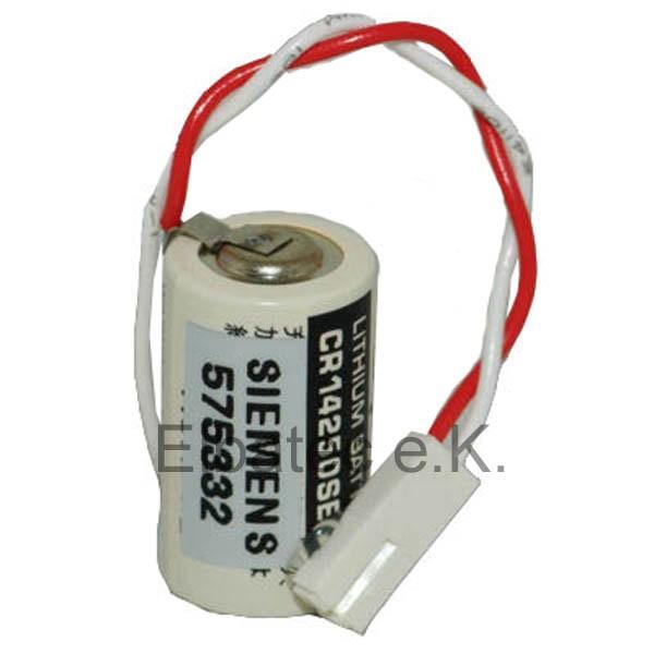 Kompatible Pufferbatterie 6FC5247-0AA18-0AA0 3,0V FDK