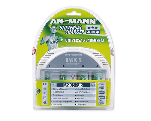 Ansmann BASIC5+