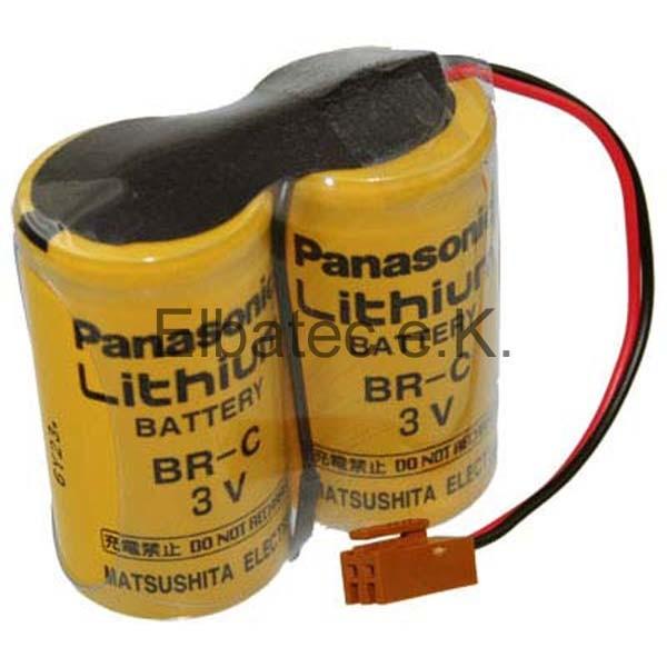 Panasonic BR-CCF2TH Lithium FANUC