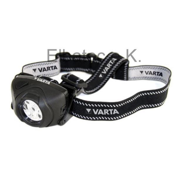 "Varta 17730 Indestructible Head Light - Serie ""power line""-Copy-Copy"