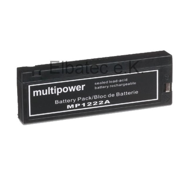 Multipower Akku 12V 2,0Ah MP1222A