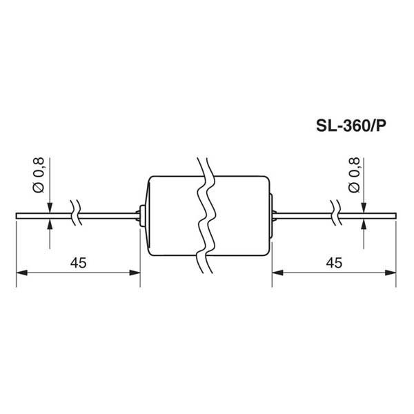 Tadiran SL-360/P Lithium
