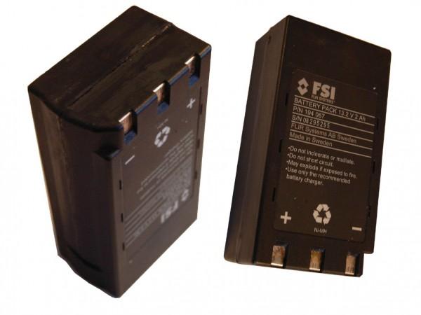 Zellentausch Wärmebildkamera FSI/Agema/FLIR-Systems