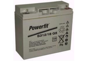 Powerfit S31218G5 Bleiakku